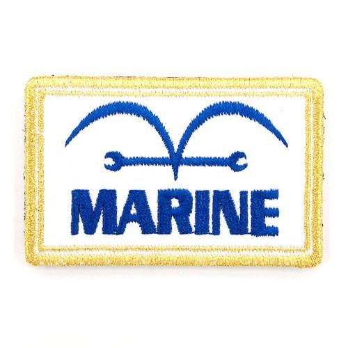 One Piece - Marine - Cospa Removable Velcro Patch Wappen