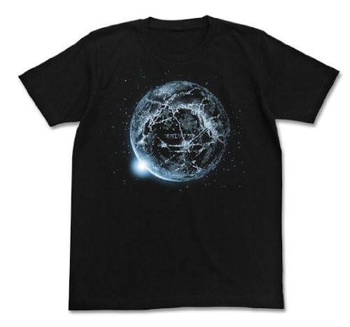 Gunbuster Okaerinasai Welcome Home - Cospa Character T-shirt Black Glow in the Dark