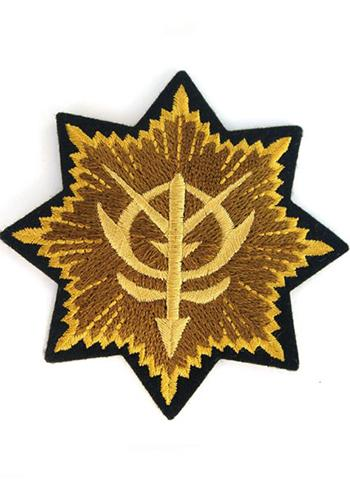 Mobile Suit Z Gundam Distinguished Services Cospa Velcro Patch Wappen