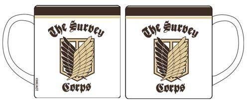Attack on Titan The Survey Corps - Cospa Character Mug Cup