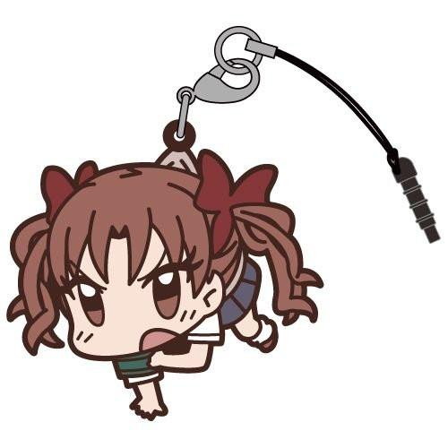Certain Magical Index - Shirai Kuroko Tsumamare Cospa Pinch Rubber Strap