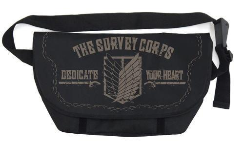 Attack on Titan Survey SNK - Cospa Sling Messenger Bag