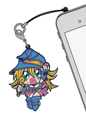 Yu-Gi-Oh! Duel Monsters - Dark Magician Girl - Tsumamare Cospa Pinch Rubber Strap