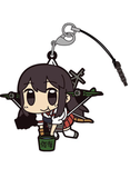 Kancolle Collection - Akagi - Cospa Pinch Tsumamare Phone Strap