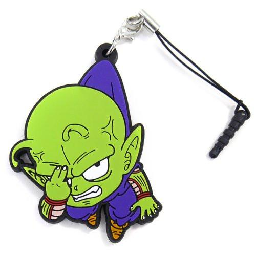 Dragon Ball Kai - Piccolo - Tsumamare Cospa Pinch Rubber Strap