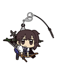 Kancolle Collection - Kaga - Cospa Pinch Tsumamare Phone Strap
