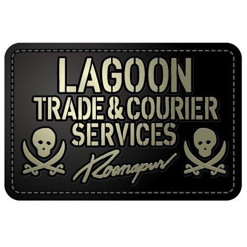 Black Lagoon Lagoon Company - Cospa Character Velcro PVC Patch Wappen