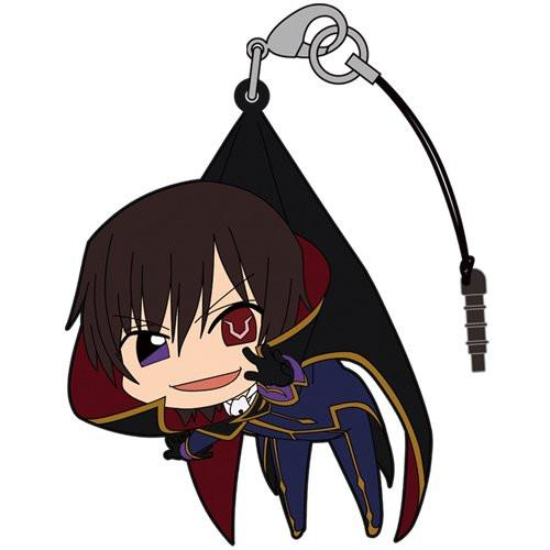 Code Geass Lelouch of Rebellion R2 Tsumamare Cospa Pinch Rubber Strap
