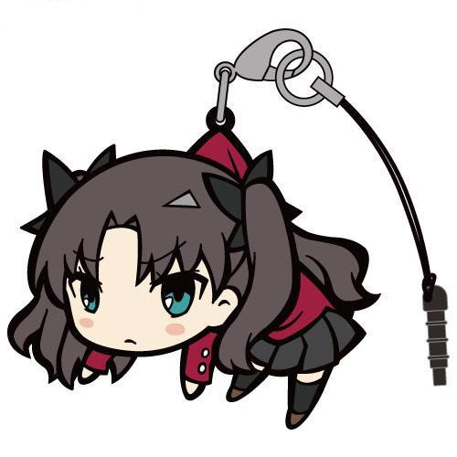 Fate/stay night UBW - Tohsaka Rin - Cospa Pinch Tsumamare Phone Strap