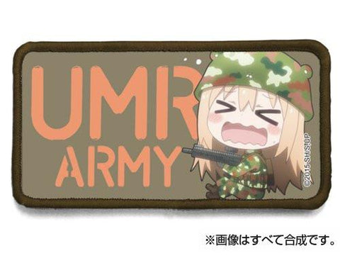 Himouto! Umaru-chan - UMR ARMY - Velcro Removable Patch Wappen