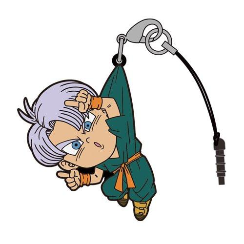 Dragon Ball - Super Trunks Fusion Ver. - Tsumamare Cospa Pinch Rubber Strap