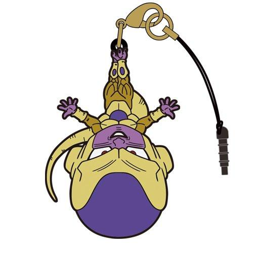 Dragon Ball - Super Gold Freeza - Tsumamare Cospa Pinch Rubber Strap