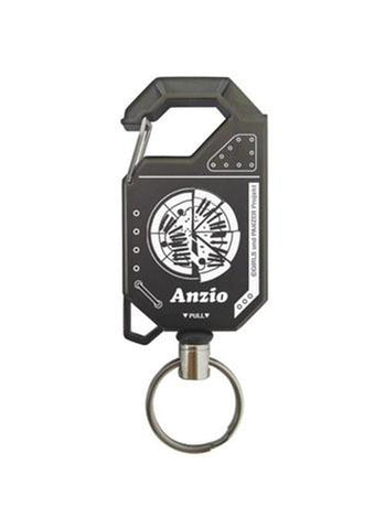 Girls und Panzer Anzio Girls High School - Cospa Retractable Key Chain