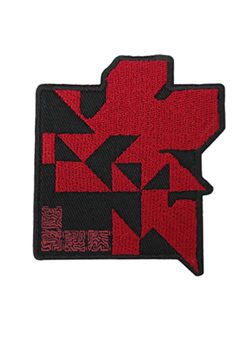 Rebuild of Evangelion - NERV Type Q - Cospa Removable Velcro Patch Wappen