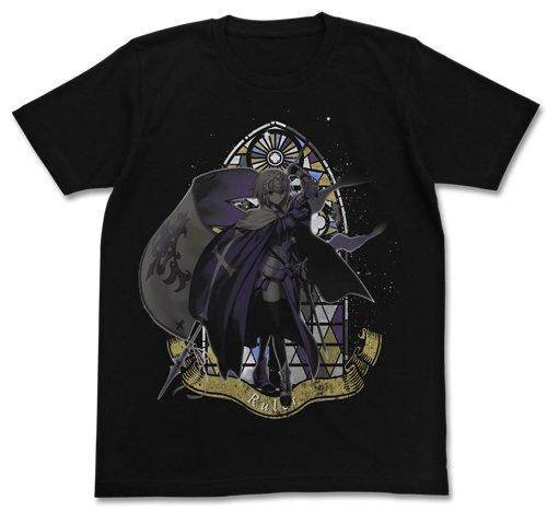 Fate/Grand Order - Ruler Jeanne d'Arc - Cospa T-shirt Black