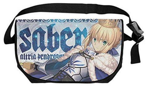 Fate Grand Order - Artoria Pendragon Saber Alter - Cospa Sling Messenger Bag