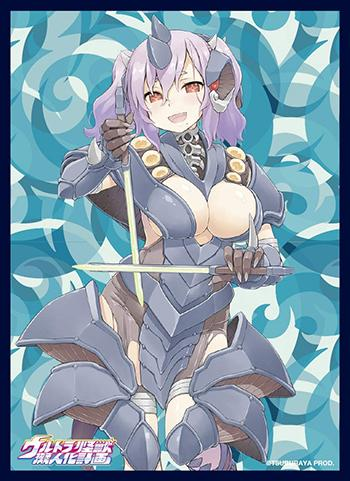 Ultra Monster Personification Project Shinobilar - Character Mat Sleeves Ver.1