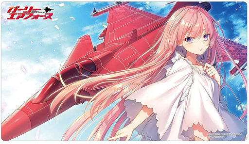 Girly Air Force Gripen - Character Rubber Play Mat Vol.12