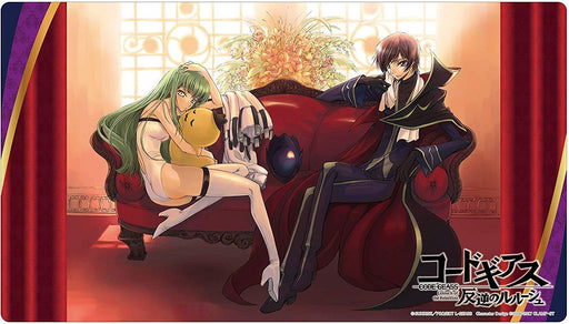 Code Geass: Lelouch of the Rebellion - Lelouch & C.C Ver.B - Character Rubber Playmat Vol.39