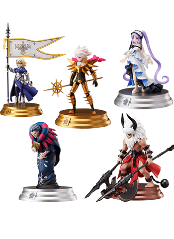 Fate Grand Order Duel FGO Collection Figure Vol.2 Second Release Display Box
