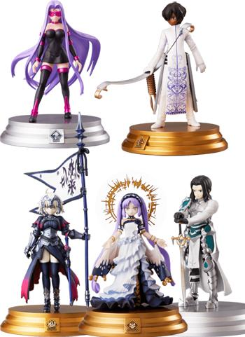 Fate Grand Order Duel FGO Collection Figure Third Release Vol.3 *Set of 6*