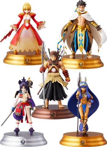 Fate Grand Order Duel FGO Collection Figure Blind Box Fourth Release