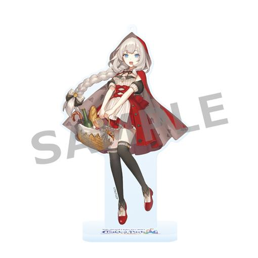 Fate Grand Order Fes 2019 Exclusive FGO Caster Marie Antoinette - Character Acrylic Stand Mascot Part 3