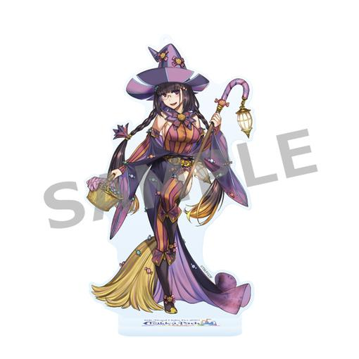 Fate Grand Order Fes 2019 Exclusive FGO Assassin Osakabehime - Character Acrylic Stand Mascot Part 3