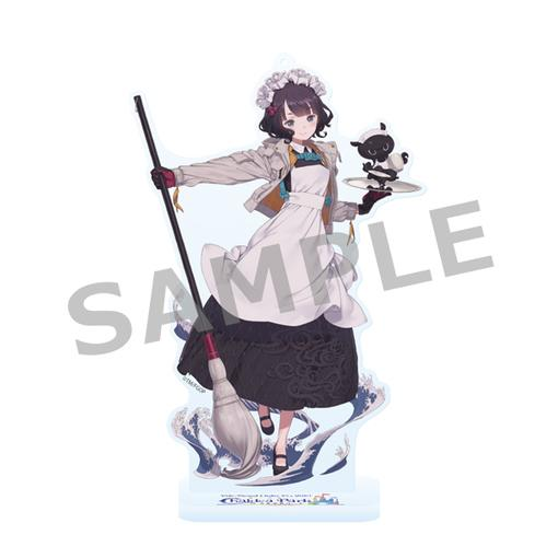 Fate Grand Order Fes 2019 Exclusive FGO Foreigner Katsushika Hokusai Character Acrylic Stands Mascot Part 4