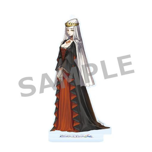 Fate Grand Order Fes 2019 Exclusive FGO Kiara Sessyoin Alter Ego Character Acrylic Stands Mascot Part 4