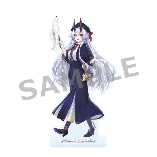 Fate Grand Order Fes 2019 Exclusive FGO Tomoe Gozen Inferno Archer Character Acrylic Stands Mascot Part 5