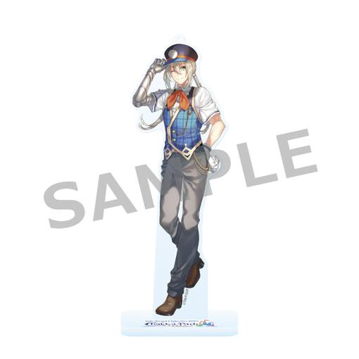 Fate Grand Order Fes 2019 Exclusive FGO Saber Sir Bedivere Character Acrylic Stand Mascot Part 5