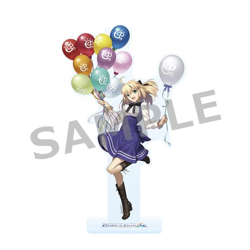 Fate Grand Order Fes 2019 Exclusive FGO Saber Altria Pendragon Lily Character Acrylic Stand Mascot Part 5
