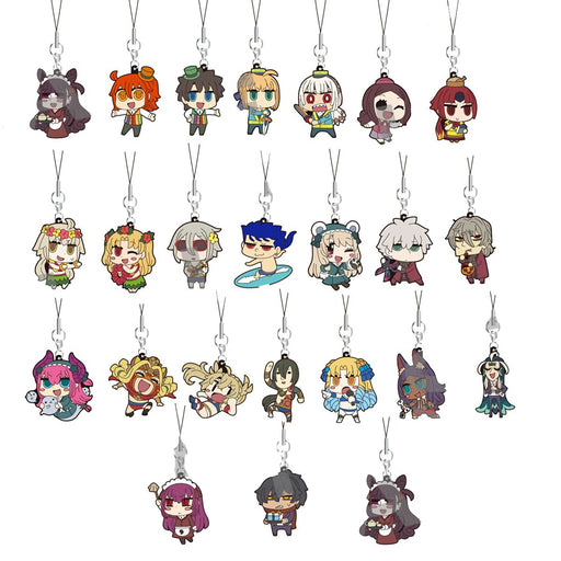 Fate Grand Order Fes 2019 Exclusive - FGO Fes Character Rubber Strap Mascot