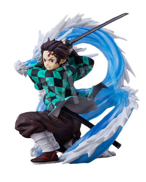 Demon Slayer: Kimetsu no Yaiba - Tanjiro Kamado Deluxe Version Constant Flux - Aniplex 1/8 Scale Figure Jul 2020