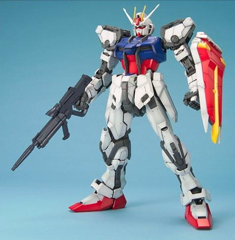 Mobile Suit Gundam SEED - Strike Gundam - Bandai Model Kit 1/60 Scale Sep 2020