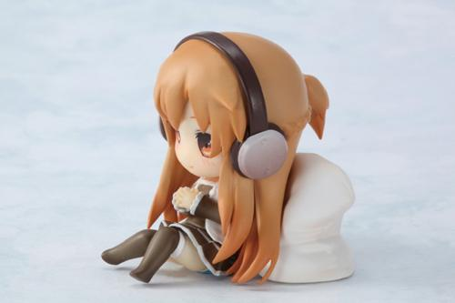 Sword Art Online SAO - Asuna Headphone Ver. - Niitengo DX Mini Figure