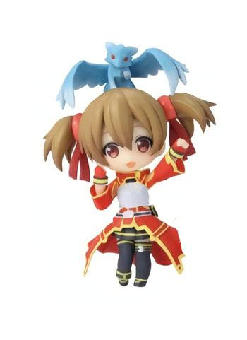 Sword Art Online SAO - Silica - Niitengo DX Mini Figure