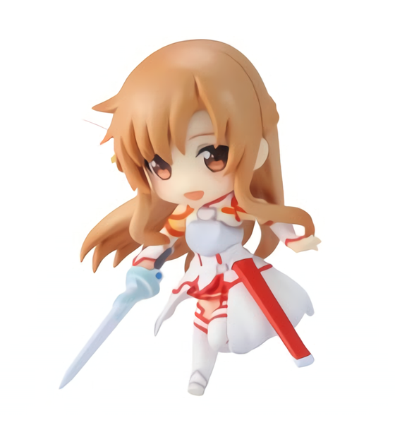 Sword Art Online SAO - Asuna Knights of the Blood Oath Ver. - Niitengo DX Mini Figure