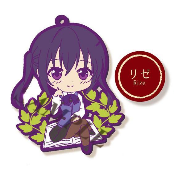 Niitengomu! Is the Order (Gochiusa) Rubber Strap *Set of 5*