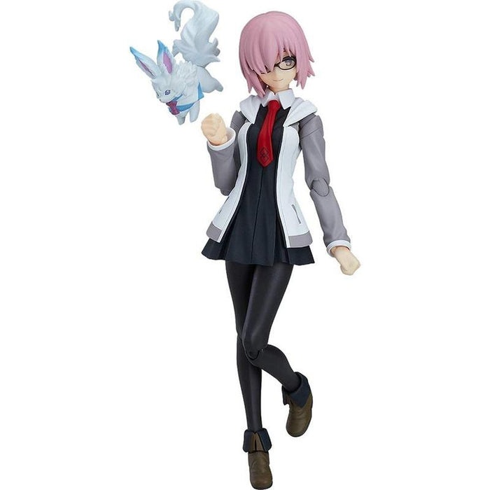 Fate Grand Order - Shielder Mash Kyrielight Casual Ver. Figma Character Figure FGO