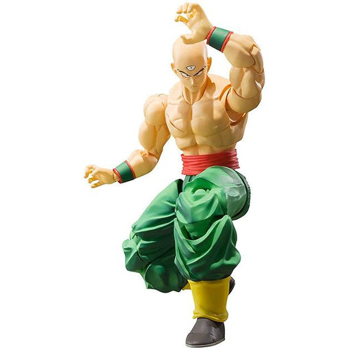 Dragon Ball Z Tien Shinhan & Chiaotzu Tamashii Nations S.H. Figuarts - Action Figure