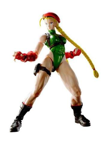 Street Fighter Cammy S.H. - Figuarts Action Figure