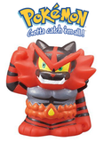 Pokemon Kids - Incineroar - Finger Puppets Candy Toy I Choose You! Ver.