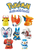 Pokemon Kids Pocket Monsters - Finger Puppets Candy Toy I Choose You! Ver. **Set of 8**