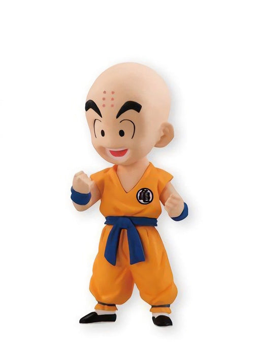Dragon Ball Adverge EX Dragon Children - Kuririn - Shokugan Candy Toy Mini Figure Vol.1