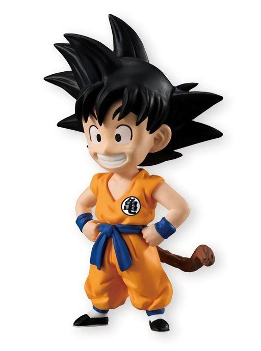 Dragon Ball Adverge EX Dragon Children - Son Goku - Shokugan Candy Toy Mini Figure Vol.1