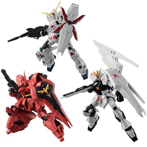 Mobile Suit Gundam G Frame Character Candy Toy Vol.1