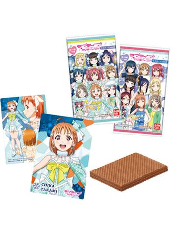 Love Live! Sunshine!! Full Cast Character Wafer Card Vol.2