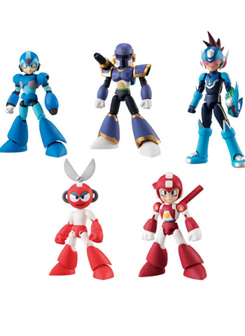 Mega Man 66 Action - Character Candy Toy Mini Figure Vol.2 *Blind Box*